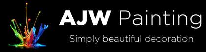 AJW Painting Logo